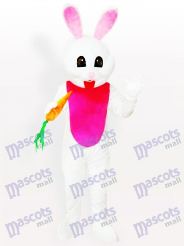 Carrot Easter Bunny Rabbit Animal Adult Mascot Costume
