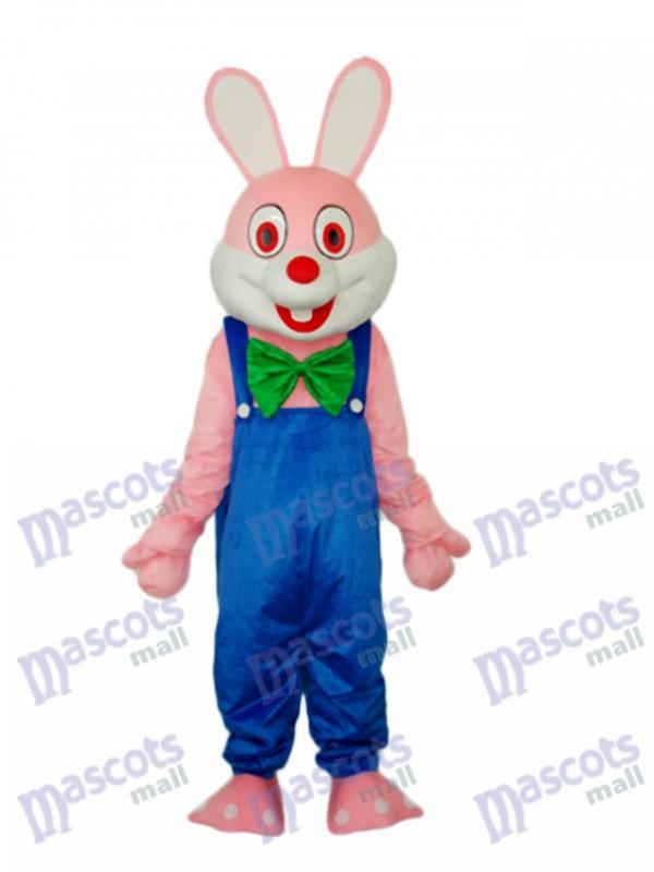 Easter Robbie Rabbit Mascot Adult Costume
