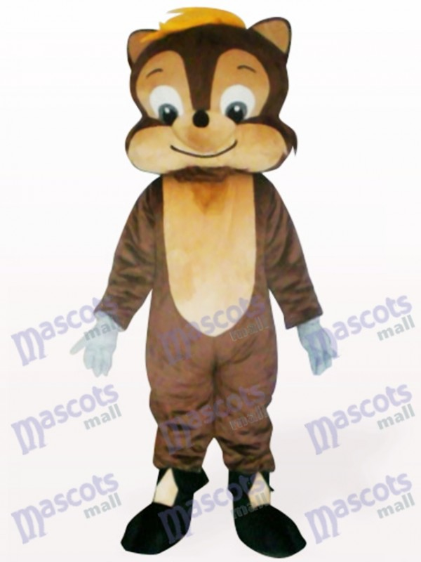 Lovely Squirrel Animal Adult Mascot Costume