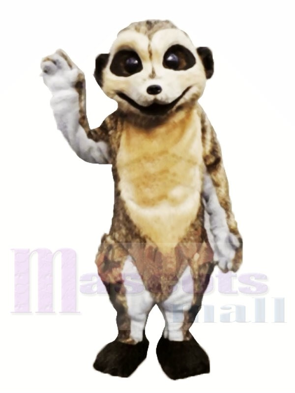 Cute Lightweight Meerkat Mascot Costumes