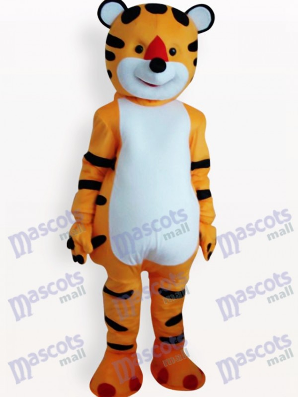 Tiger Animal Adult Mascot Costume