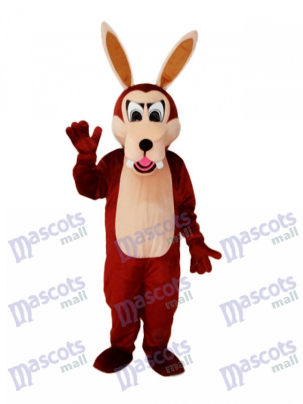 Big Wolf Mascot Adult Costume